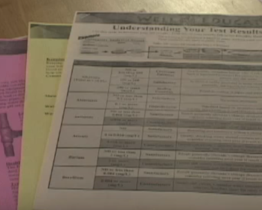 image of kit paperwork